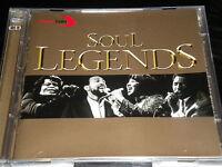 Capital Gold - Soul Legends - 2 CD's Album - 45 Tracks - 2003