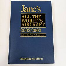 Jane's All The Worlds Aircraft, 2002-2003 (Hardcover)