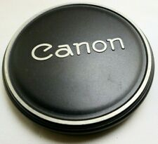58mm rim Canon Front Lens Cap 59mm ID for  f1.2 FL Metal slip on type genuine