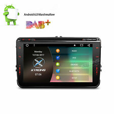 "for VW Jetta Passat 8"" HD Touch Screen Android 6.0 Car Stereo GPS Navi DVD Radio"