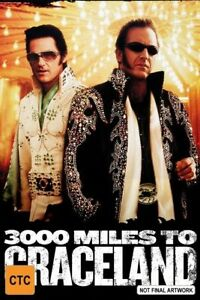 3000  MILES  TO  GRACELAND  DVD  BRAND  NEW  SEALED  KURT  RUSSELL KEVIN COSTNER