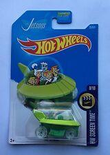 Hot Wheels The Jetsons Capsule Car Hanna-Barbera Rosie George Jane Judy Elroy