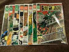 1991 DC Comics RAGMAN #1-8 Complete Limited Series - 1st Copper Age Set - VF/NM