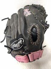 Rawlings Player Preferred Pp115Pb Baseball Glove 11.5 In Fastpitch R Girls Pink