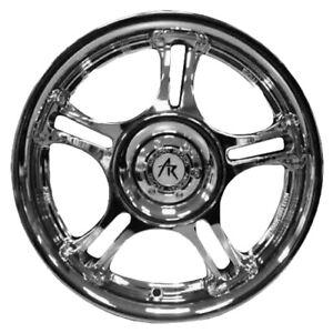 """American Racing AR95 Estrella 15x7 4x100/4x4.5"""" +35mm Chrome Wheel Rim 15"""" Inch"""