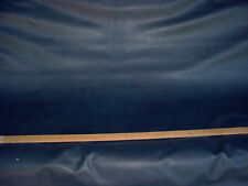 Ralph Lauren 22.50 Sf Sapphire Blue Full Grain Cowhide Leather Upholstery