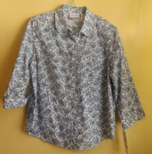 ALFRED DUNNER Ladies Blouse (Shirt) Size 12 / NWT