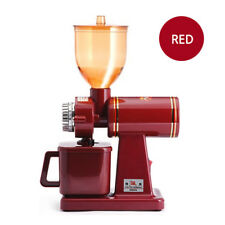 [Feima] Home Automatic Electric Coffee Grinder 600N (Red)