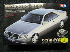 Tamiya Mercedes-Benz S600 Coupé 1:24 (JS)