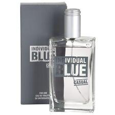 AVON Individual Blue Casual Eau de Toilette Spray Genuine 75ml