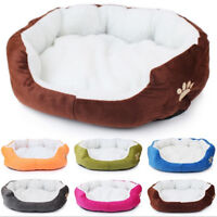 Pet Cat Small Dog Bed Puppy Cushion House Pet Soft Warm Kennel Puppy Mat Blanket