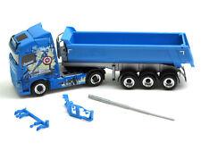 """HERPA 1:87 Volvo FH GL Rundmulden-Sattelzug """"BW Trans / Avengers Truck"""" #932318"""