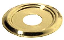 Abdeckrosette für Türspion Durchmesser 14mm messingfarben  NEU