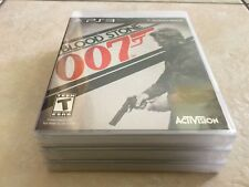 007: Blood Stone (Sony PlayStation 3, 2010) PS3 NEW