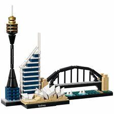 Lego Arquitectura Sydney skyline Bloques de Construcción Set 21032