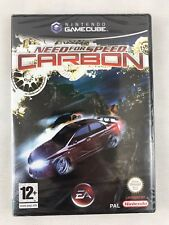 Gamecube Need For Speed Carbon (2006), Brand New & Factory Sealed