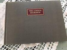 The London Bookstore 1977 RARE Book~Excellent Condition