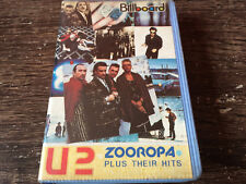 U2 - Zooropa (Plus Their Hits) CASSETTE TAPE