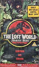 Jurassic Park PG VHS Films