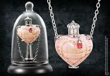 Harry Potter Love Potion Pendant and Display as seen in The Half Blood Prince