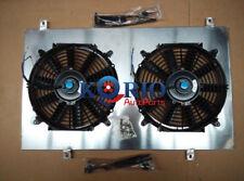 Shroud & Fan FOR Nissan Patrol GQ Y60 4.2L TD42 Turbo Diesel/3.0 Petrol RB30S
