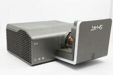 SMART UF75W 2500 lumens  short throw projector new lamp hdmi 16:10 WXGA