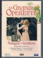 LE GRANDI OPERETTE SANGUE VIENNESE DVD RAI TRADE FABBRI ED SIGILLATO!!!