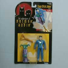 Vintage The Joker action figure  the Adventures of Batman & Robin  Kenner 1995