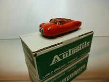 AUTOSTILE BRIANZA 10 ALFA ROMEO 163 - 1941 - RED 1:43 RARE - EXCELLENT IN BOX