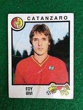 CALCIATORI 1982-83 82-1983 n 71 CATANZARO Edy BIVI , Figurina Panini NEW b