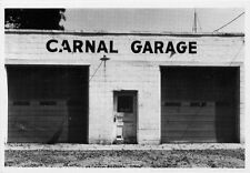 Carnal Garage Guthrie KY 1979 Roadside Photograph by Wm. Stage POSTCARD 4x6