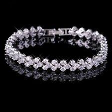 Armband, Legierung, Strass, Swarovski-Elements, Zirkonia, Crystallized Stone