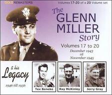 The Glenn Miller Story: Centenary Collection, Vols. 17-20 [Box] by Glenn Miller