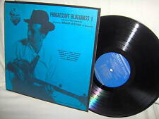 ROGER SPRUNG-PROGRESSIVE BLUEGRASS 1- WITH INSERT NM/VG+ VINYL RECORD ALBUM LP