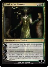 Vraska the Unseen FOIL x4 PL Magic the Gathering 4x Duel Decks: Jace vs. Vraska