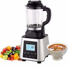 Multi Function Soup Maker/Juicer Smoothie Blender Food Mixer Processor Silver