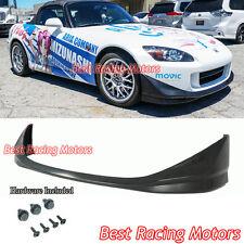 CR Style Front Bumper Lip (Urethane) Fits 04-09 Honda S2000 AP2