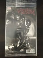 Venom #1 B&W Dell'Otto Variant Cover NM 9.4 Unread Polybag