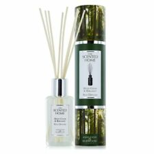 Ashleigh & Burwood THE SCENTED HOME: REED DIFFUSER - WHITE CEDAR & BERGAMOT