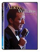 Andy Williams Moon River and Me (DVD, 2011)