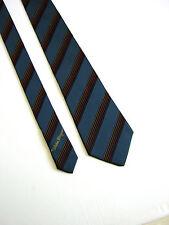 SALVATORE FERRAGAMO Cravatta Tie NUOVA NEW Originale 100% SETA SILK IDEA REGALO