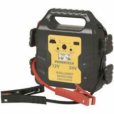 POWERTECH MB-3759 1000A Lithium Battery Jump Starter - Black