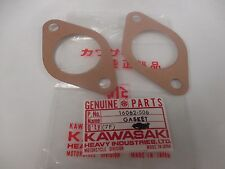 NOS Kawasaki Invader Intruder 340 & 440 Intake Gasket 16062-506 Set Of 2