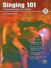 Singing 101: A Contemporary Approach to Singing, Book & DVD (101 Series)