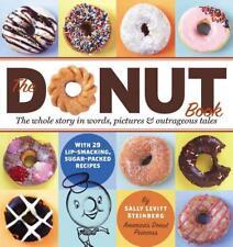 The Donut Book von Sally Levitt. Steinberg (2004, Gebundene Ausgabe)