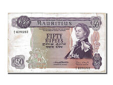 Billets, Ile Maurice, 50 Rupees type 1967 #102678