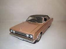 "Highway 61  Plymouth  Belvedere  ""1967""  (hellbraun-met.) 1:18 ohne Verpackung !"