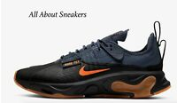 """Nike React-Type GTX """"Black/Thunder Grey/"""" Men's Trainers Limited Stock All Sizes"""