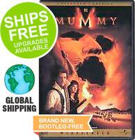 The Mummy (DVD, 1999, Widescreen Special Edition) NEW, Brendan Fraser, John Hann