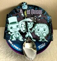 Funko The Haunted Mansion 50th Years Cereal Bowl And Spoon Set Target Exclusive